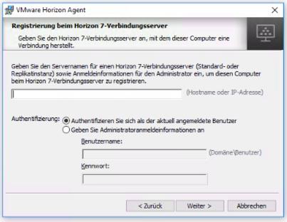 VMware VDM-Agent-0